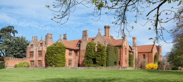 Ingatestone Hall Side View