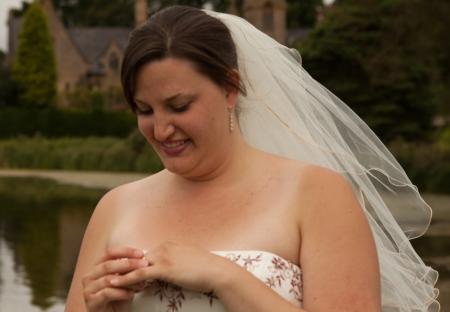 Lorna looking at Ring2