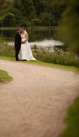 Lorna Niall Path by Lake