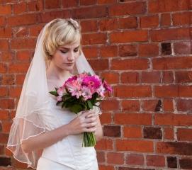 Zoe by Wall Bouquet