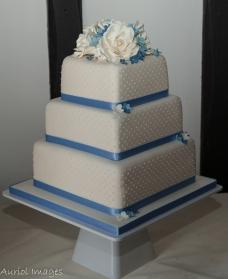 Square Cake 1