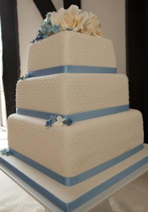 Square Cake 16