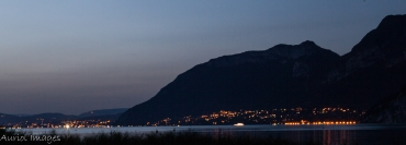 Lake at Night 1